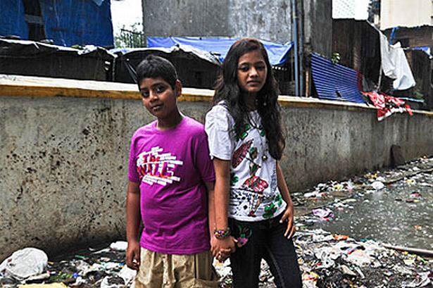 Slumdog millionaire stars still dating